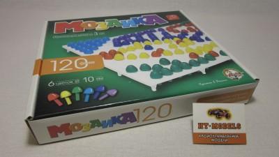 Мозаика 120 элементов