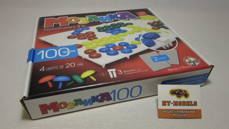 Мозаика 100 элементов, 00979