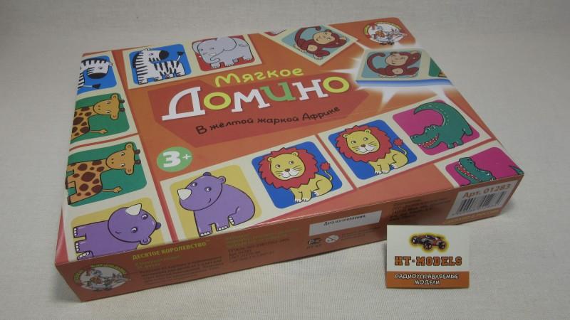 Детское домино «Африка», 01283