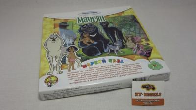 Мягкие пазлы на 24 элемента в коробке «Маугли»