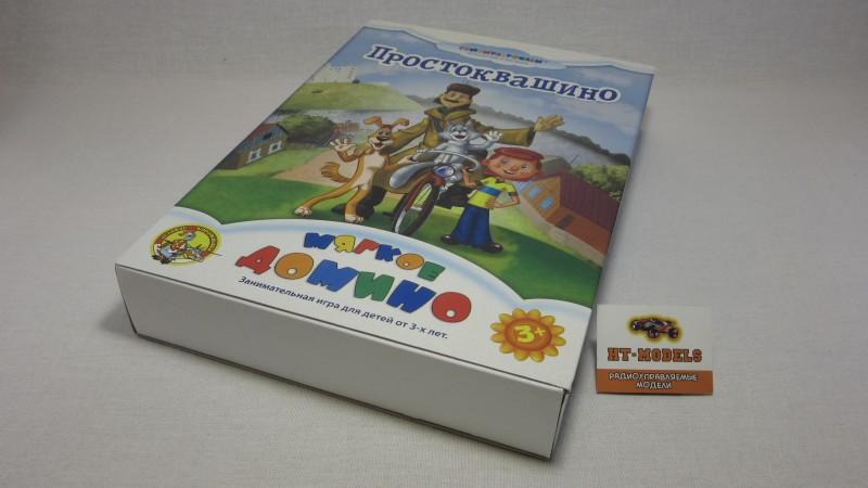 Домино детское «Простоквашино», 01382