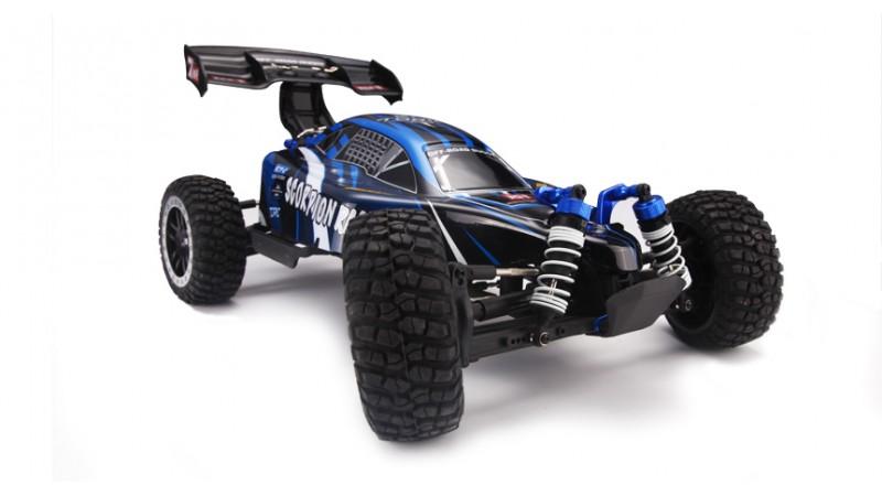 Радиоуправляемая багги Remo Hobby Scorpion Brushed Waterproof 4WD 1:8, RH8051