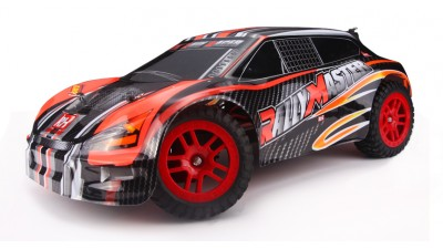 Радиоуправляемая модель Remo Hobby Rally Master Brushless Tuning Waterproof 4WD 1:8