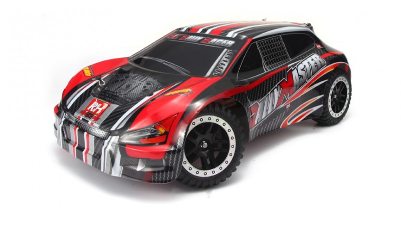 Радиоуправляемая модель Remo Hobby Rally Master Brushed Waterproof 4WD 1:8, RH8081