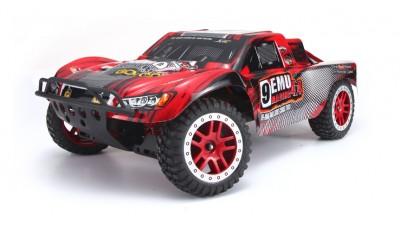 Радиоуправляемый шорт-корс Remo Hobby 9EMU Brushless Ultimate Waterproof 4WD 1:10