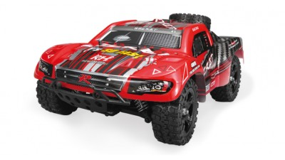 Радиоуправляемый шорт-корс Remo Hobby Rocket Brushed Waterproof 4WD 1:16