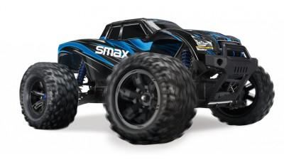 Радиоуправляемый внедорожник Remo Hobby Smax Brushed Waterproof 4WD 1:16