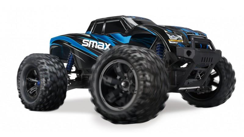 Радиоуправляемый внедорожник Remo Hobby Smax Brushed Waterproof 4WD 1:16, RH1631