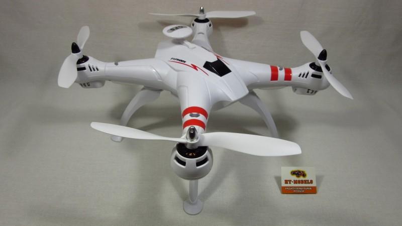Радиоуправляемый квадрокоптер Bayangtoys X16 GPS 2.4G с бесколлекторными двигателями и барометром, Bayangtoys X16 GPS